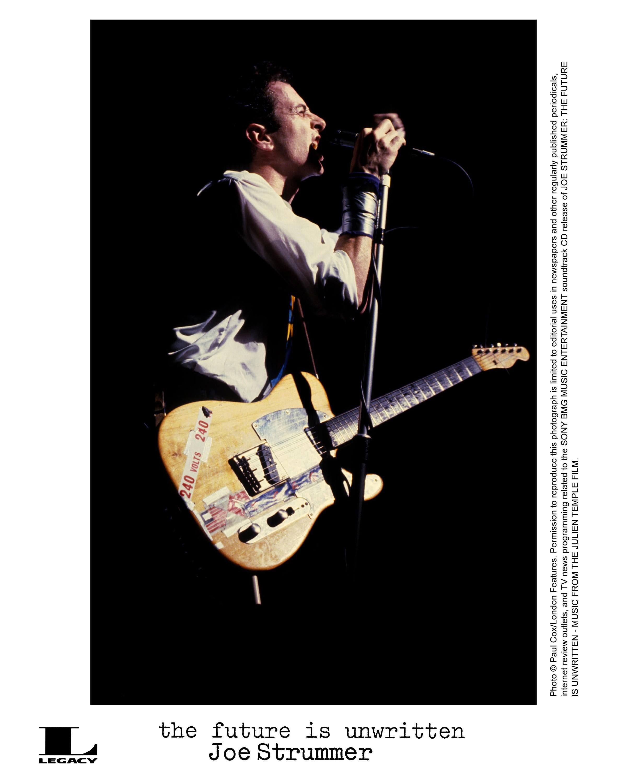 Joe Strummer & The Mescaleros - Coma Girl
